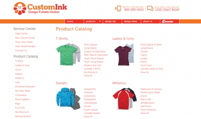 UberPrints vs Zazzle vs CustomInk: Custom T-Shirt Shops Compared
